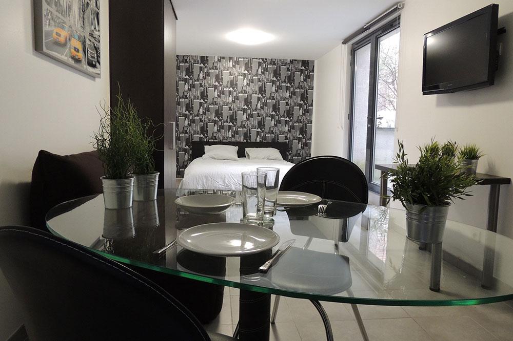 Appart Hotel Grenoble Europole