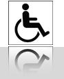 chambre pour handicape
